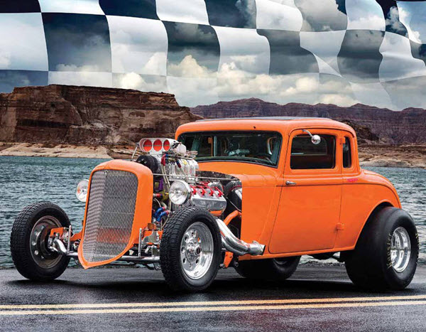 January 2016 - 1934 Plymouth 5 Window Coupe