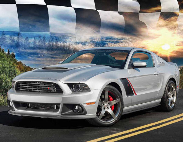 March 2016 - 2013 Roush Stage 3 Ford Mustang