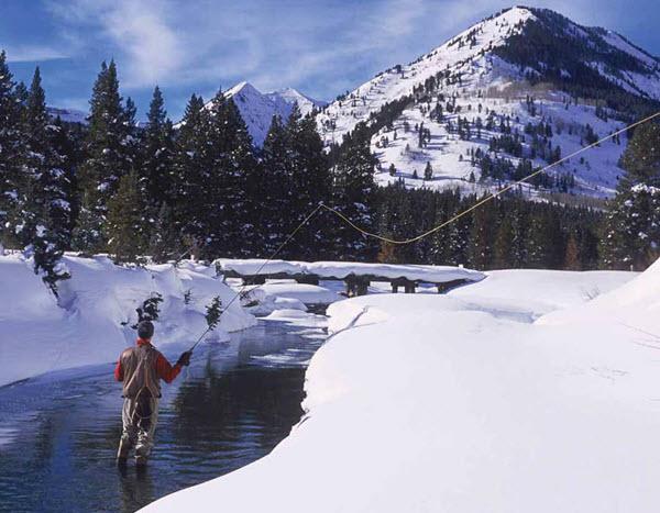 December 2015 - fishing in winter