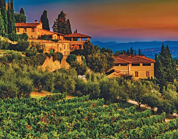 Vintages - 2016 Promotional CalendarNovember 2016 - Tuscany, Italy ...