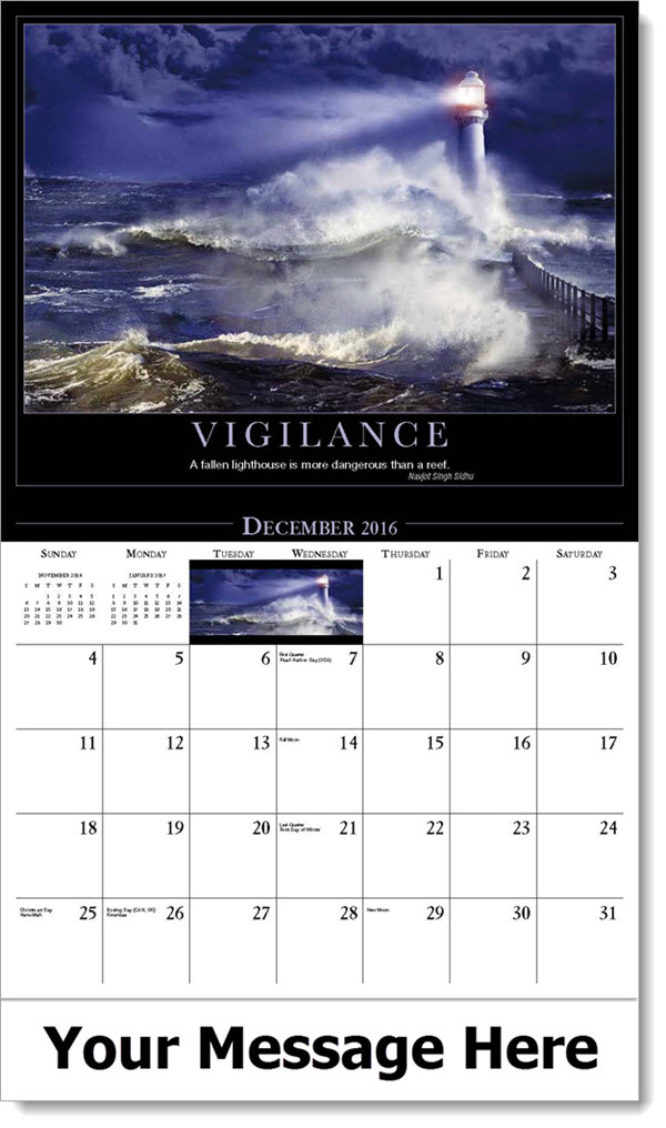 Calendar Inspirational 2016 : Motivation quotes calendar inspirational