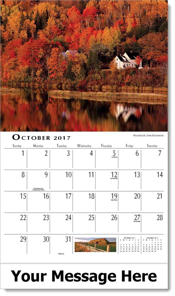 atlantic canada calendar