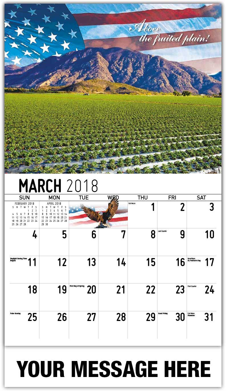calendar in america