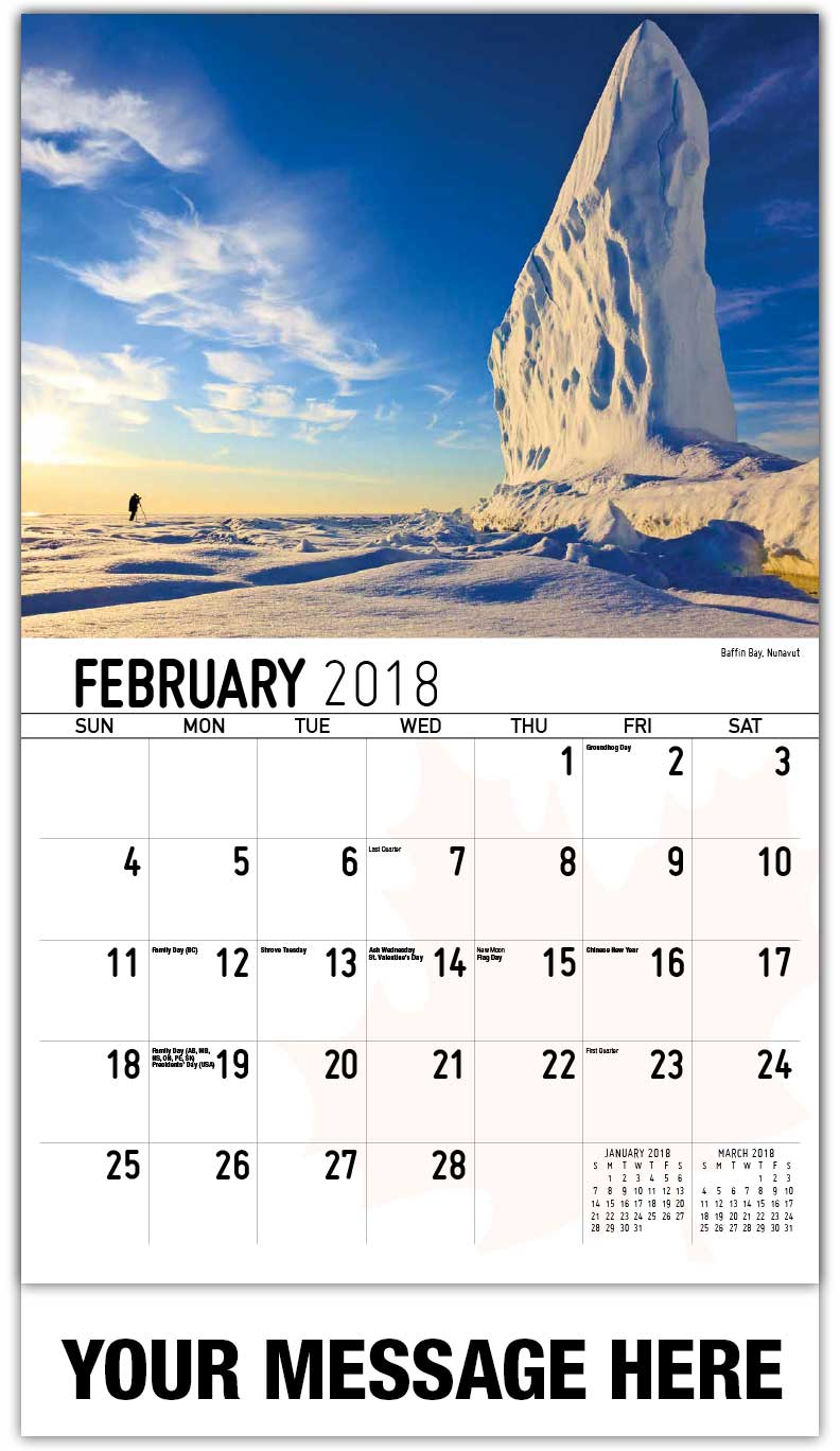 february 2018 calendar las vegas