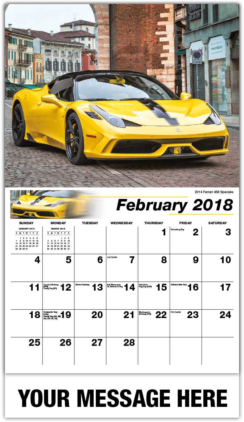 Car Calendar Best Cars Modified Dur A Flex - Sports cars calendar 2018