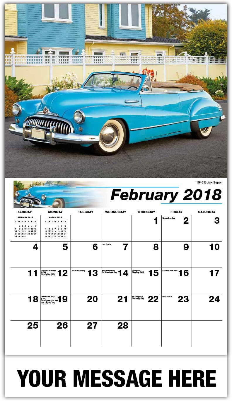 Unusual Vintage Car Calendar Ideas - Classic Cars Ideas - boiq.info