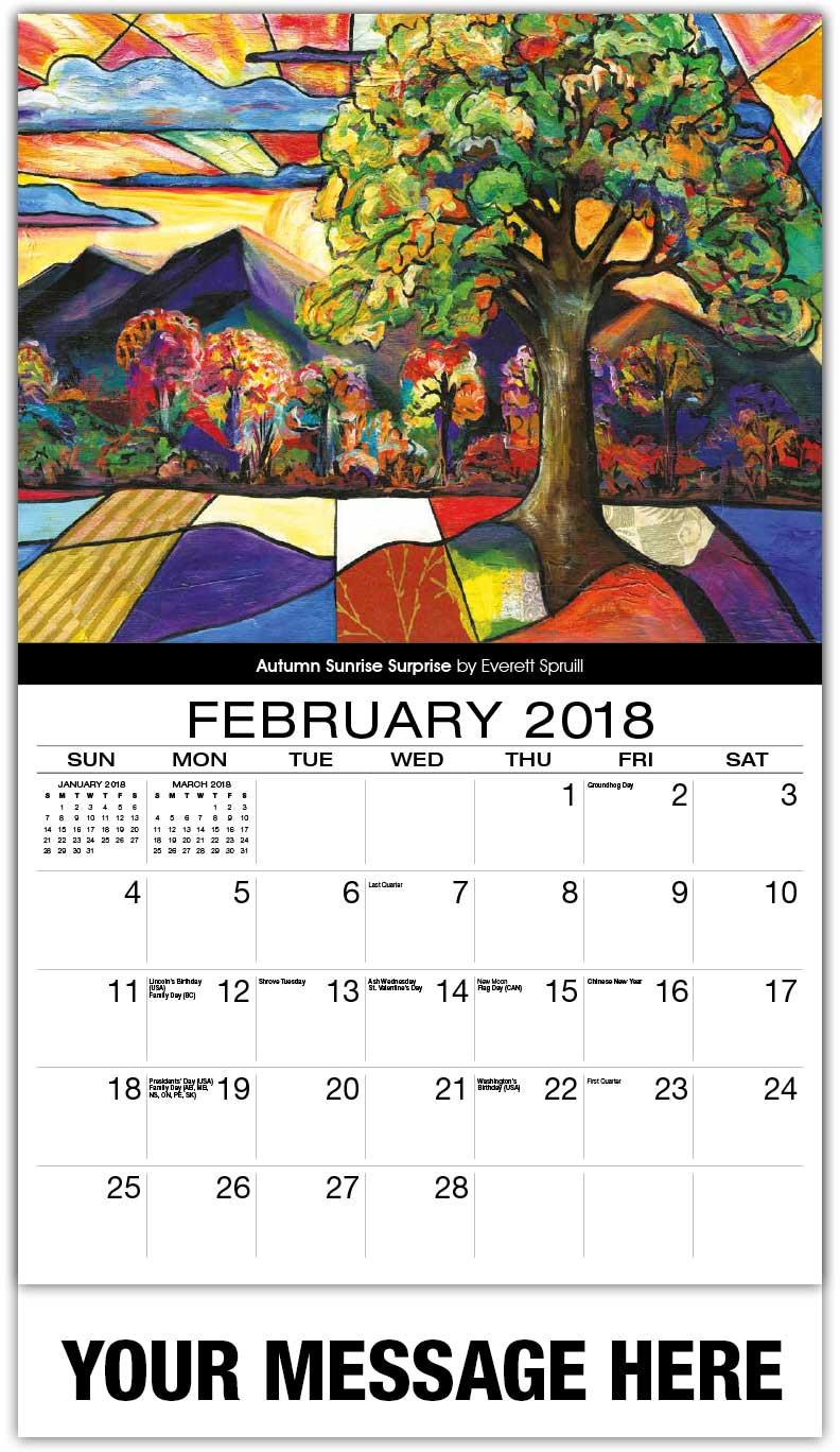 Calendar Art : African american art calendar ¢ black promotional