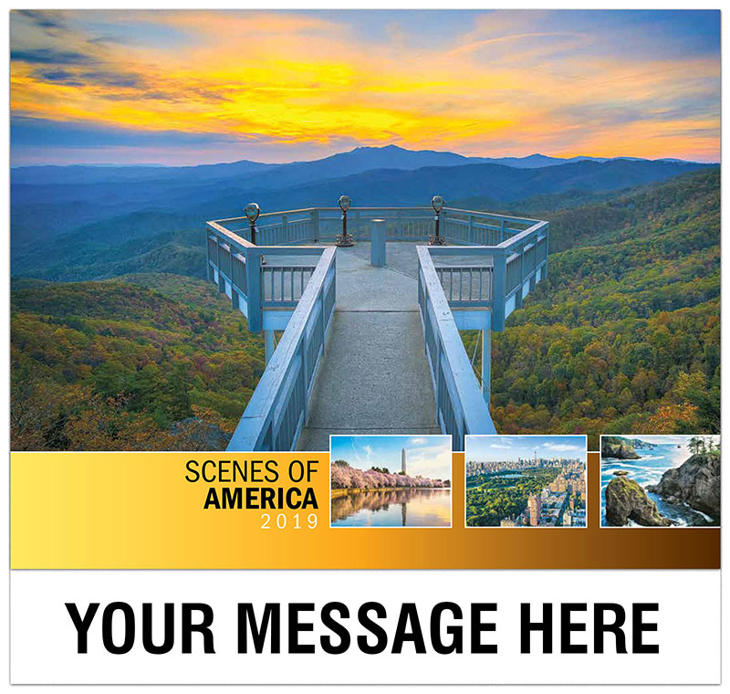 Scenes of America