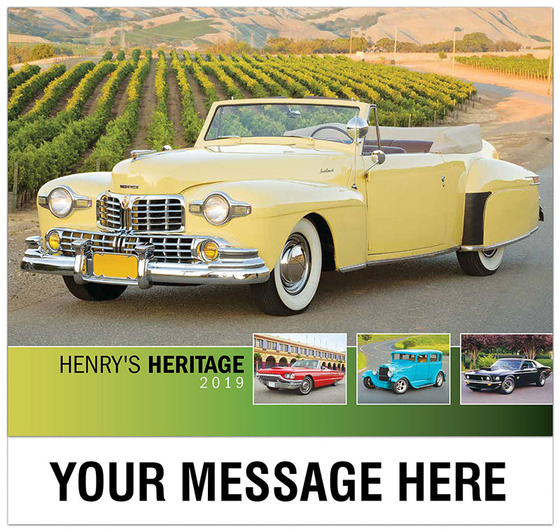 Henry's Heritage Ford Cars