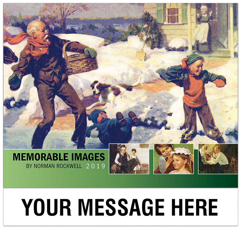 Norman Rockwell - Memorable Images
