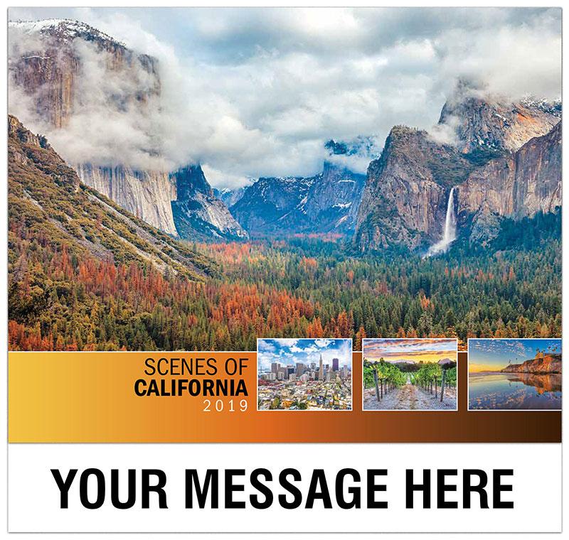 Scenes of California