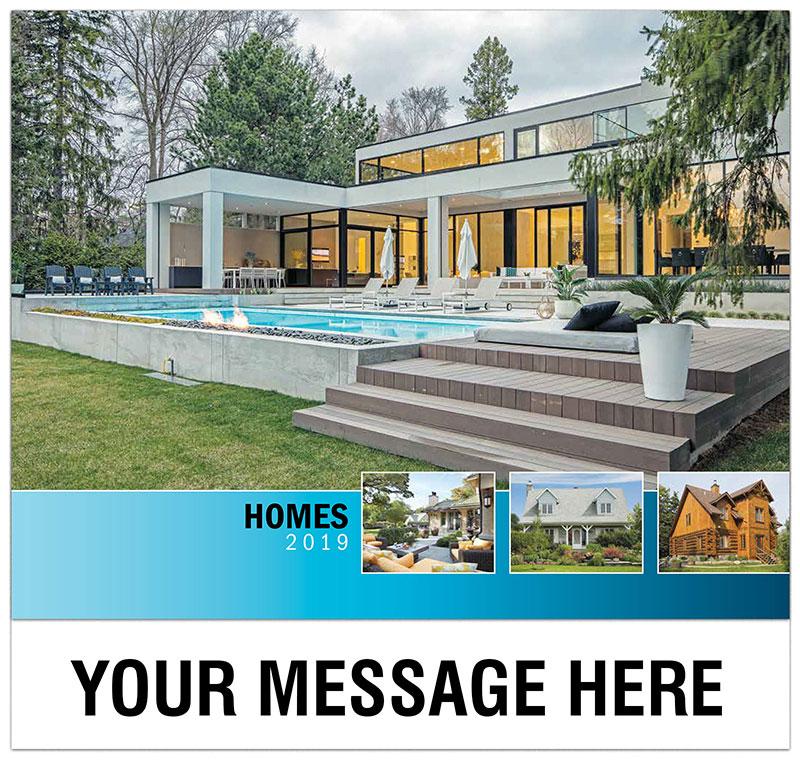 Unique Luxury Homes: Luxury Custom Home Wall Calendar