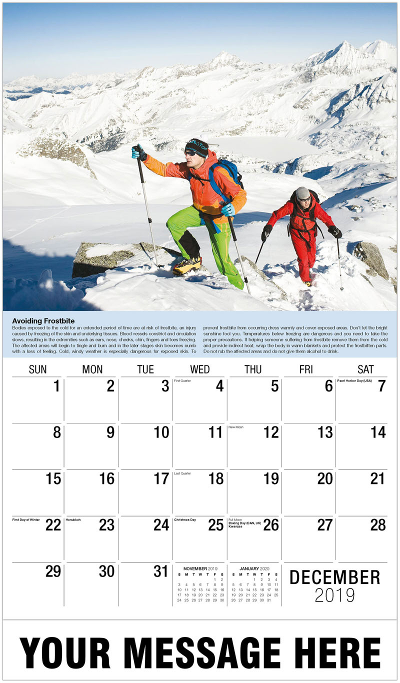 2020 Promotional Calendar - Mountain Climbers - December_2019