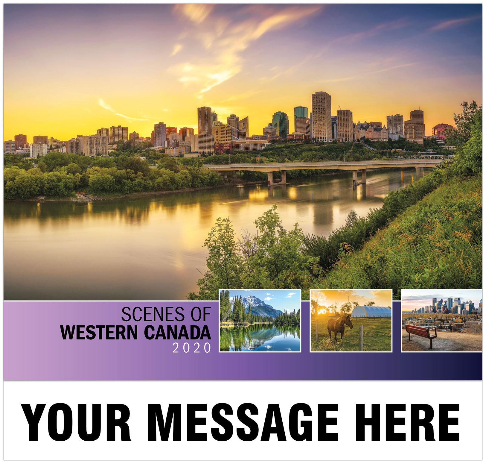 Scenes of Western Canada