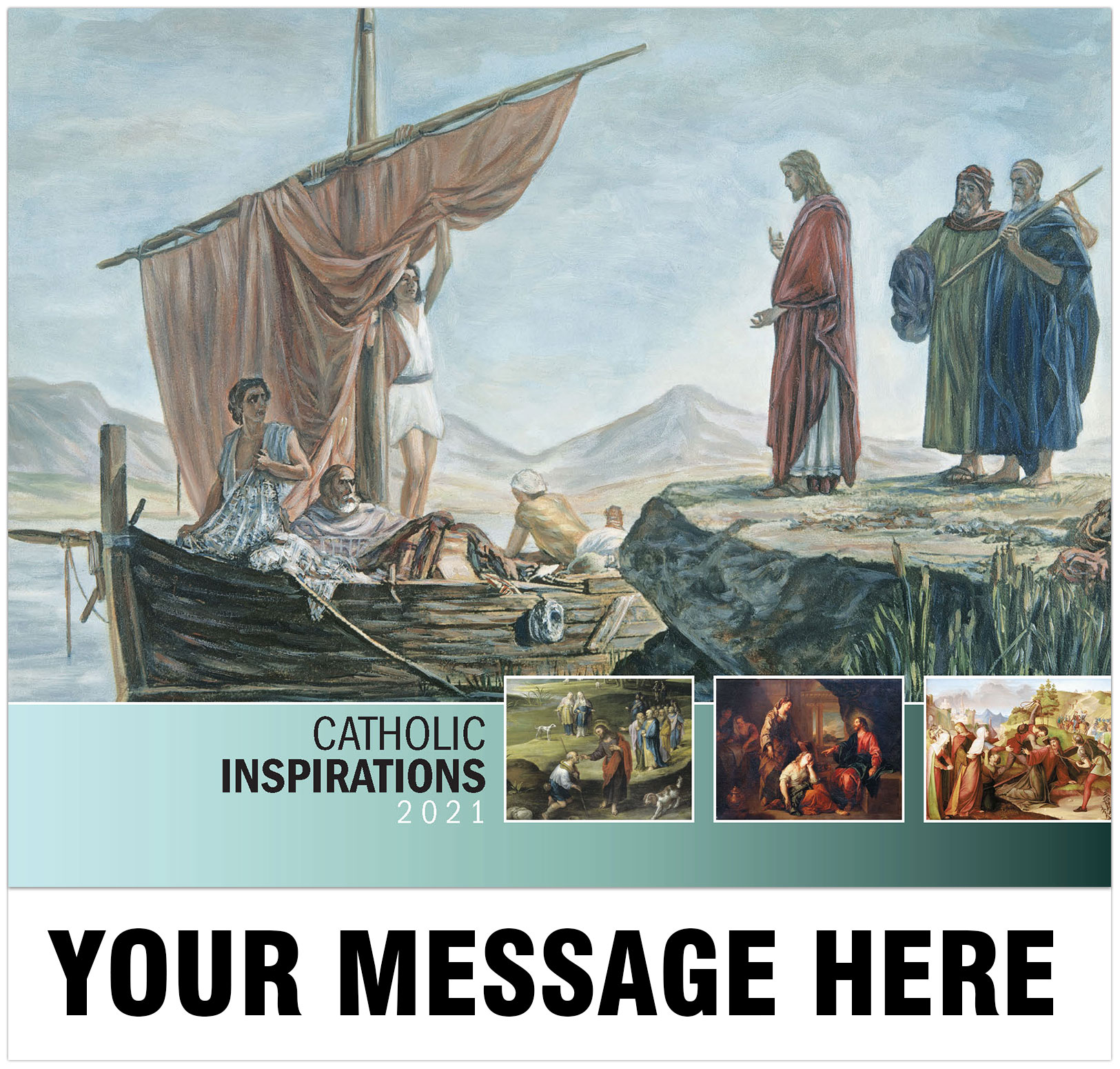 2021 Catholic Inspiration Promotional Calendar