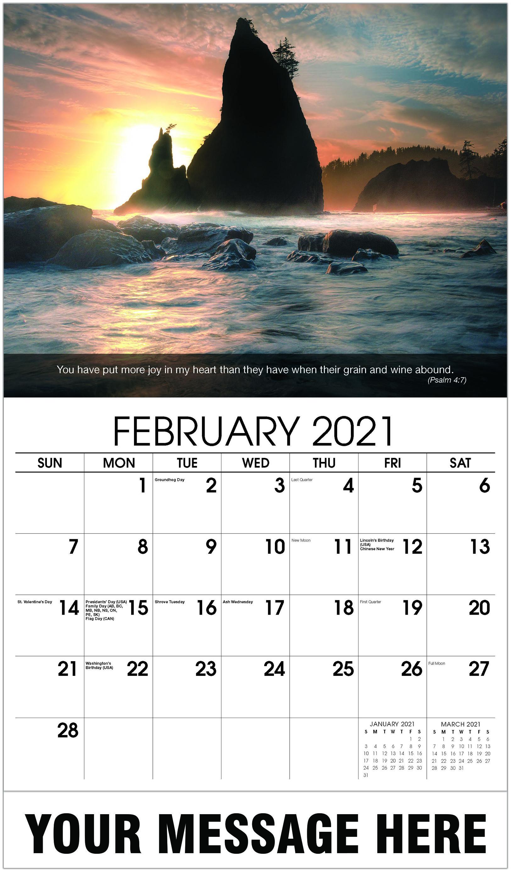Photos of Kings Island 2021 Calendar