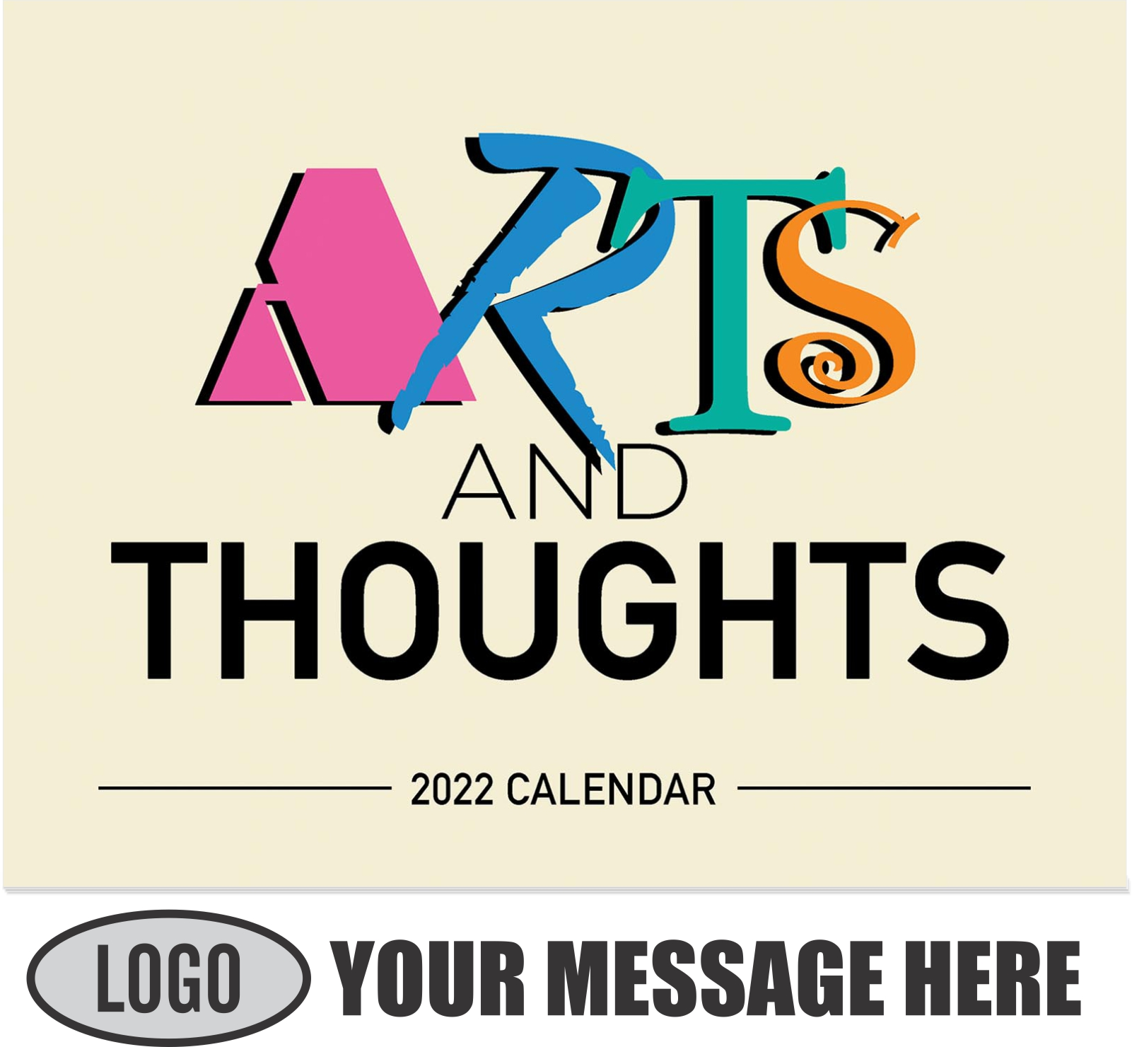 2022 Arts and Thoughts Promotional Calendar