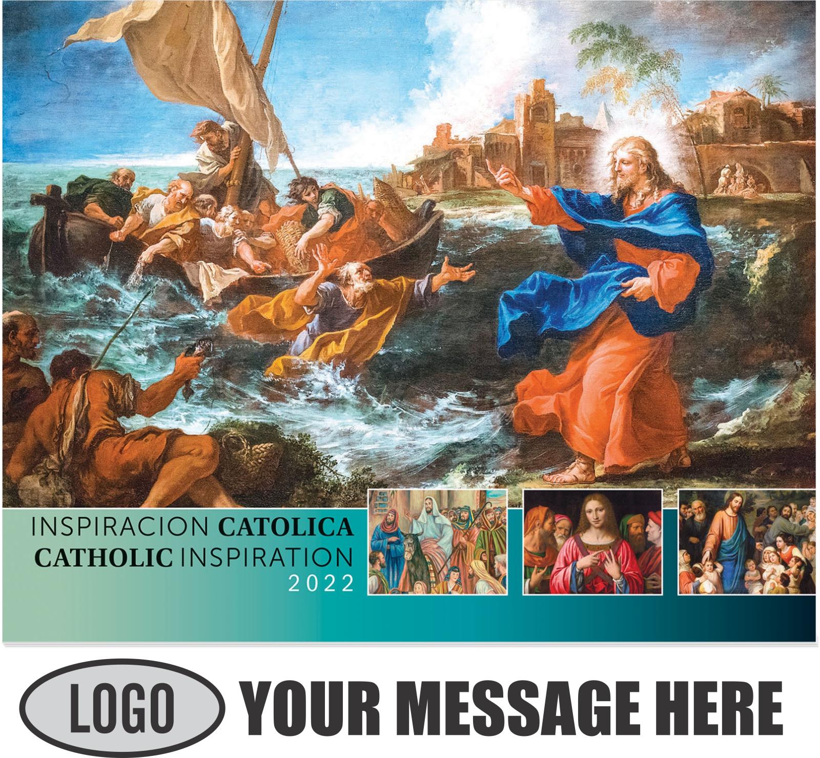 2022 Catholic Inspiration (Spanish-English bilingual) Promotional Calendar