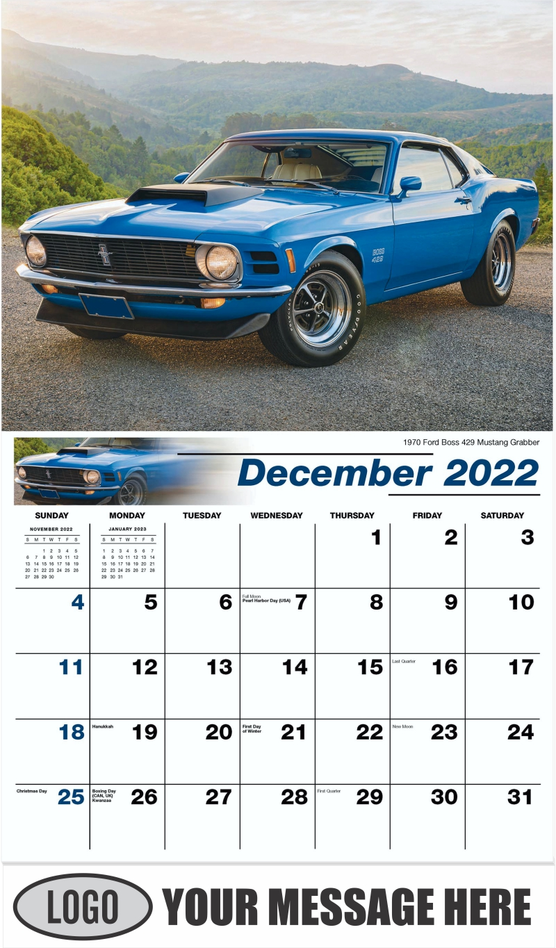 2022 Ford Mustang Boss 429