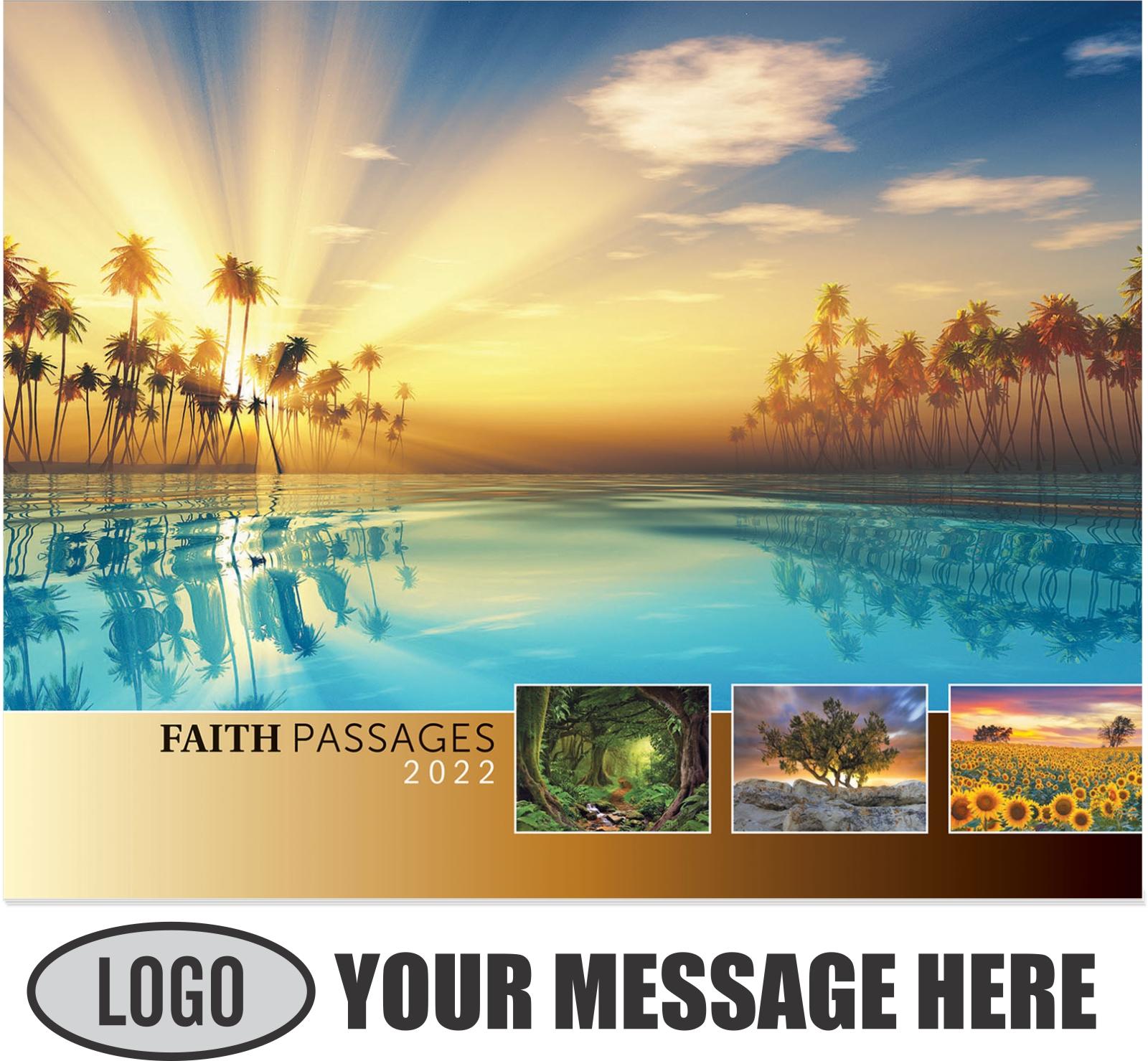 2022 Faith Passages Promotional Calendar