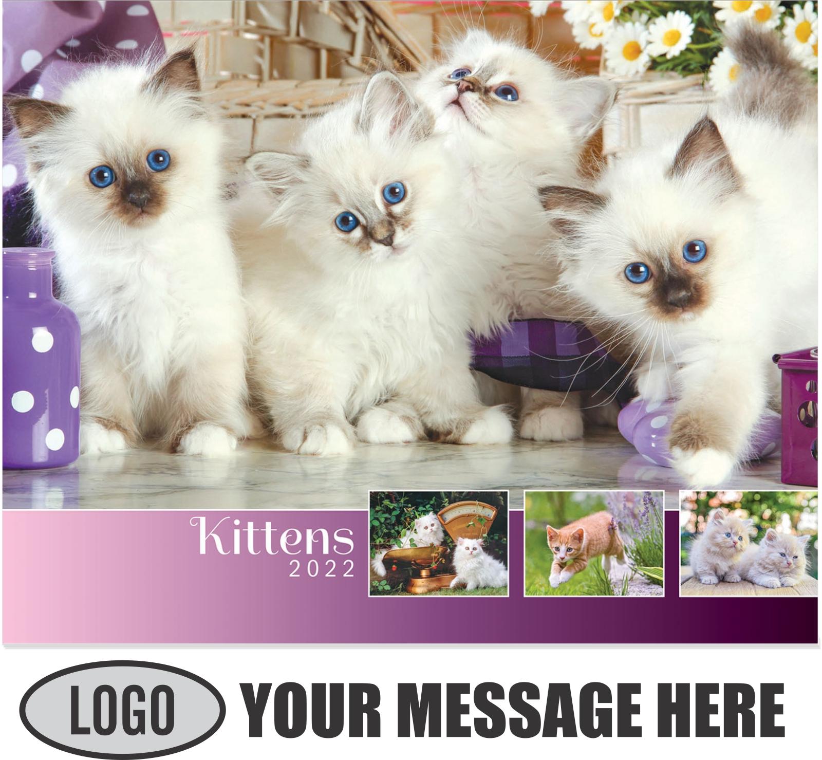 2022 Kittens Promotional Calendar