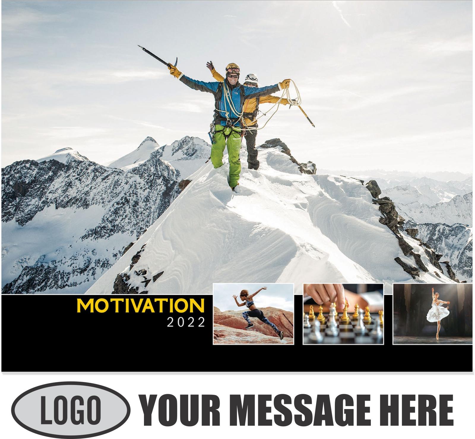 2022 Motivation Promotional Calendar