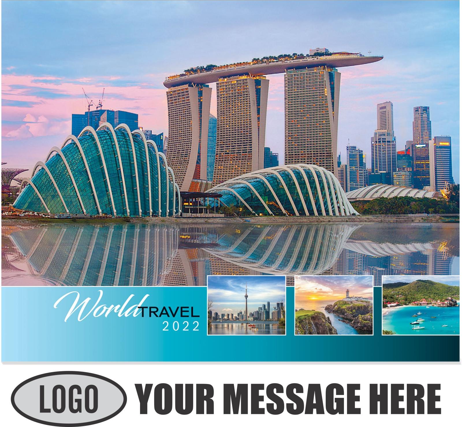 2022 World Travel Promotional Calendar