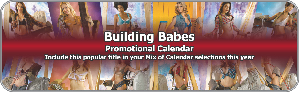 Promotional Calendars Direct featured Wall Calendar for Building Babes